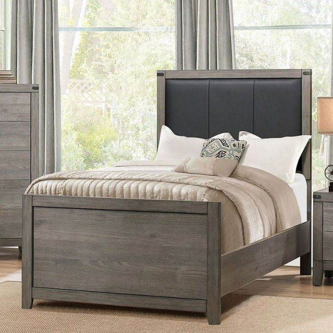 Woodrow Youth Panel Bed