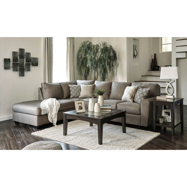 Calicho Cashmere Sectional Set