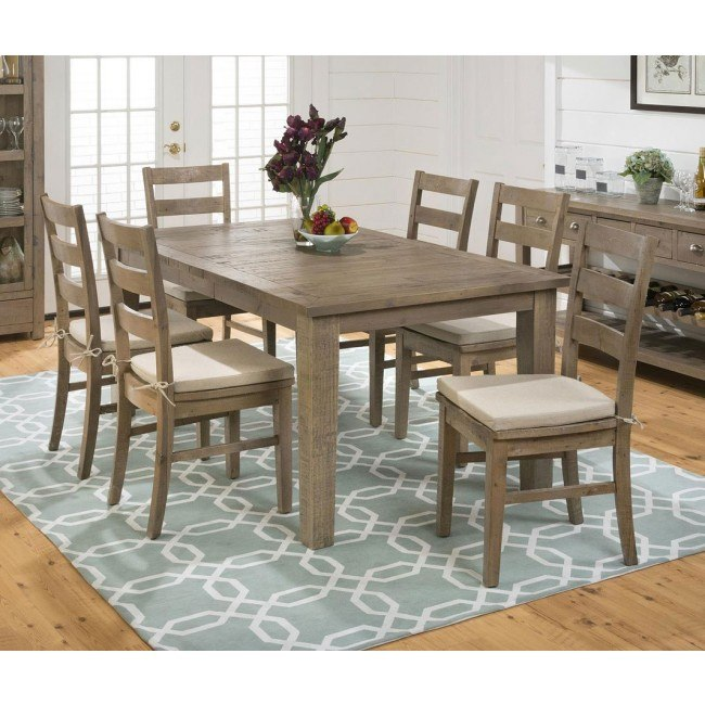 Slater Mill Rectangular Dining Room Set w/ Chair Options