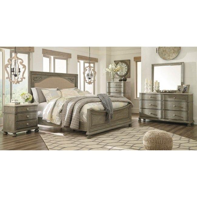 Marleny Panel Bedroom Set