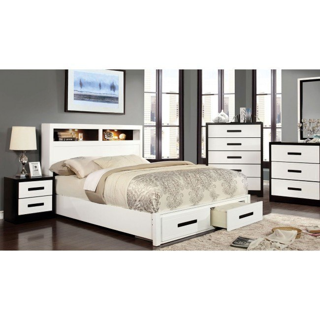 Rutger Storage Bedroom Set