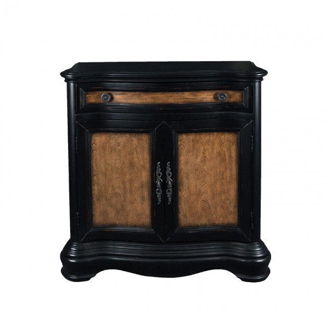 Clarendon Two-Tone Hall Chest