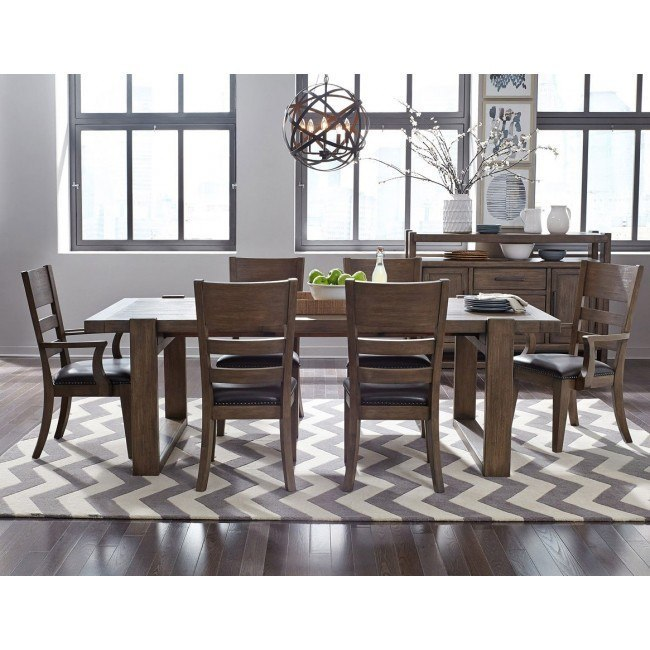 Hops Rectangular Dining Room Set