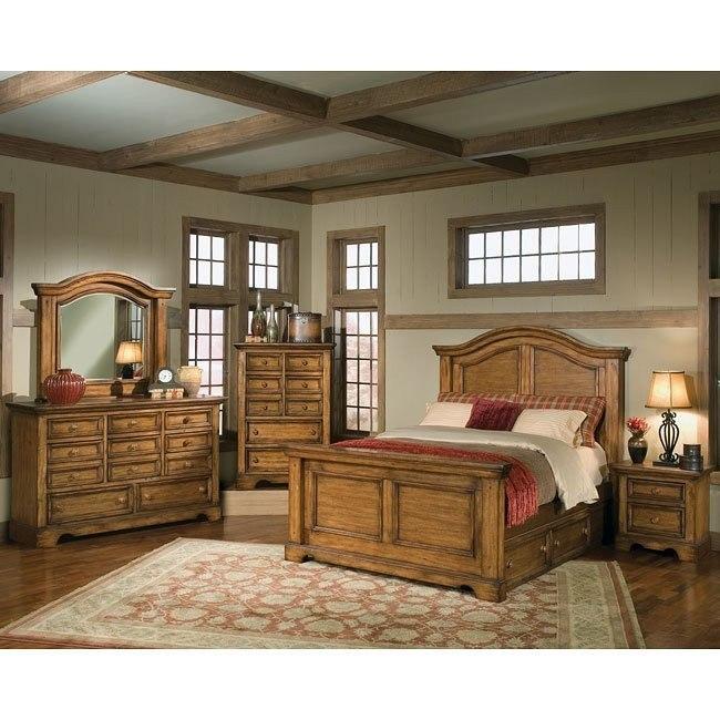 Eagles Nest Bedroom Set