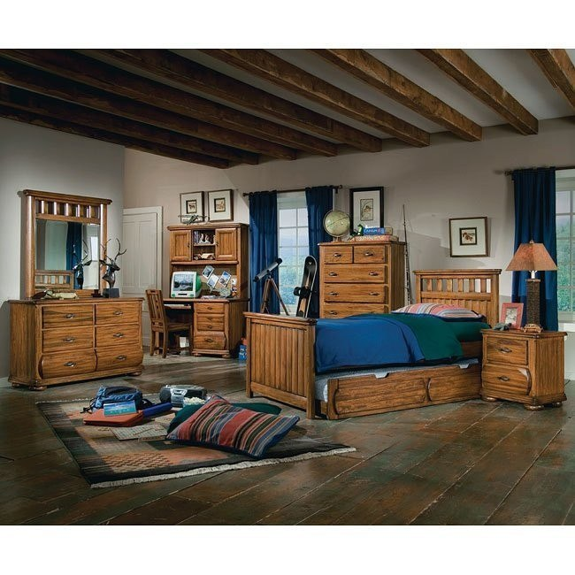 Timberline Panel Bedroom Set