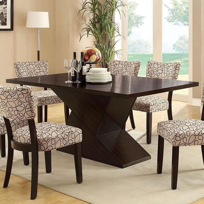 Libby Pedestal Dining Table