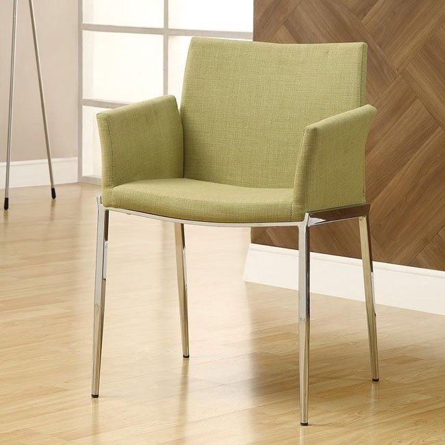 Modern Dining Chair (Pear) (Set of 2)