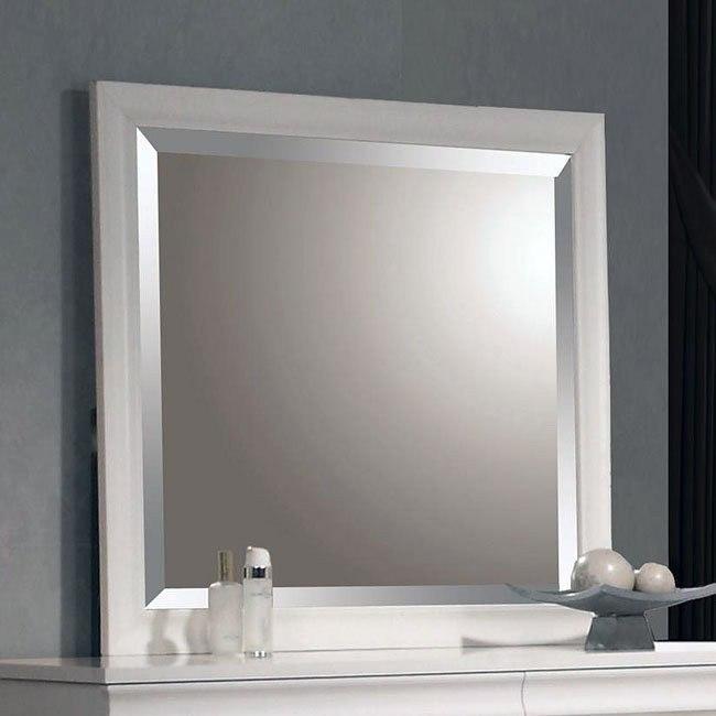 Holland Mirror (White)