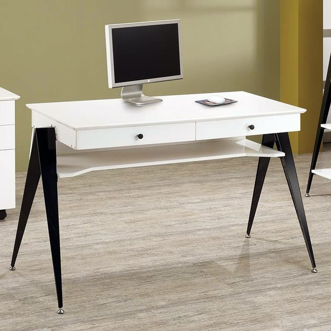 Lori White Computer Desk