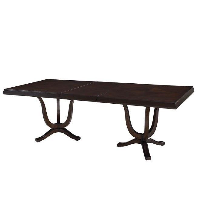 Plaza Square Rectangular Table