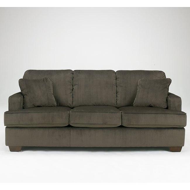 Atmore - Pewter Sofa