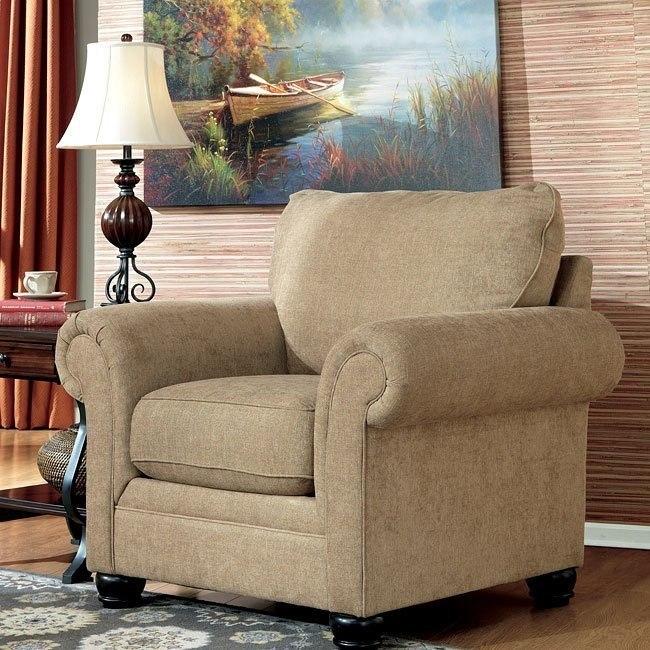 Davora Caramel Chair