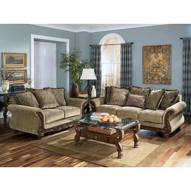 Millington - Meadow Living Room Set