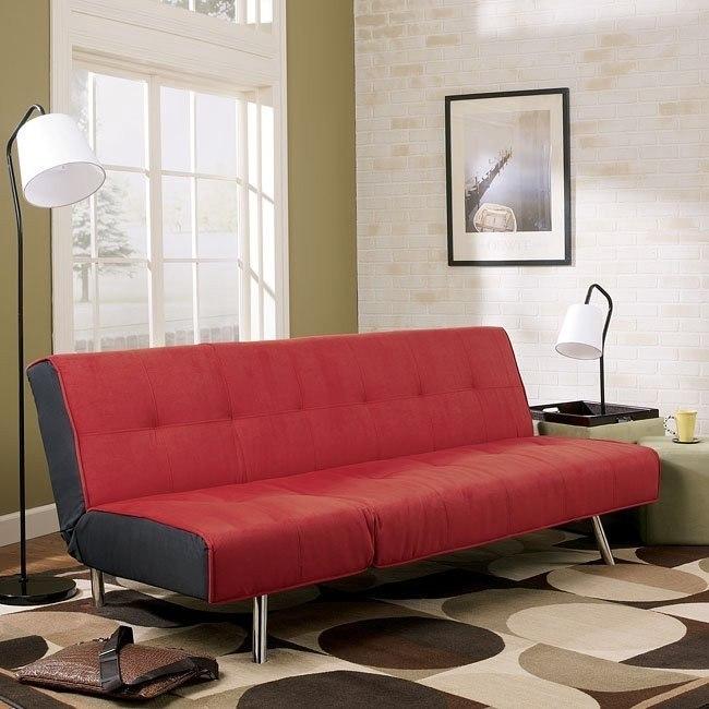 Suri - Salsa Flip Flop Sofa