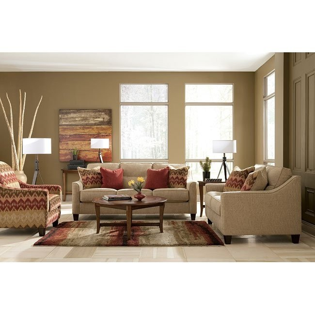 Lucinda Quartz Living Room Set