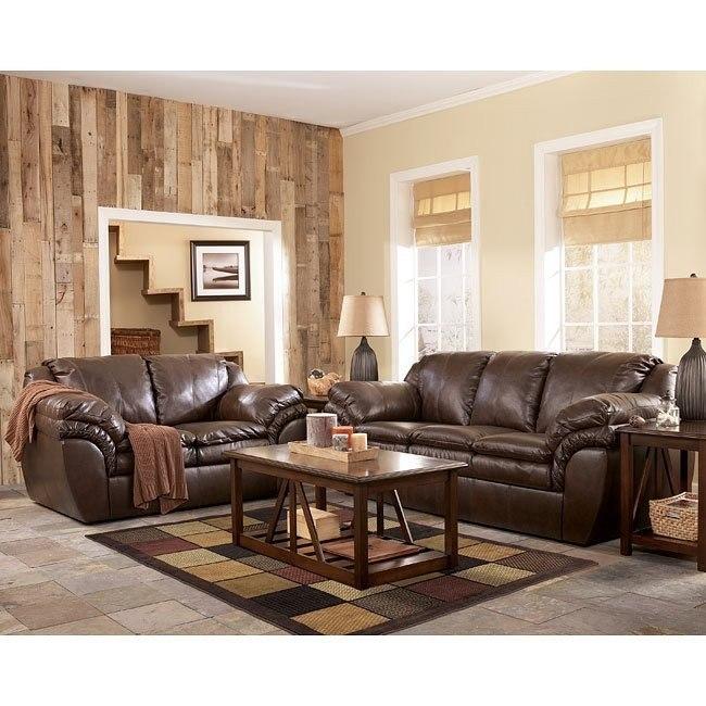 San Lucas - Harness Living Room Set