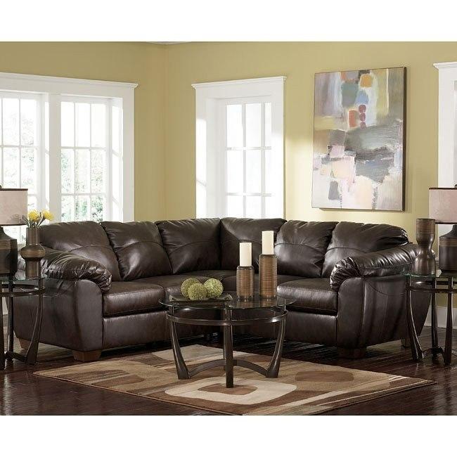 DuraBlend - Cafe Sectional Living Room Set