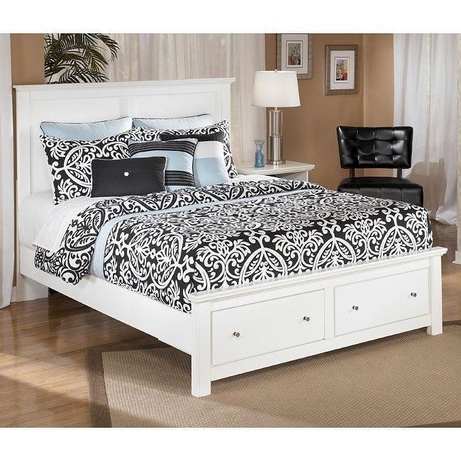 Bostwick Shoals Storage Bed