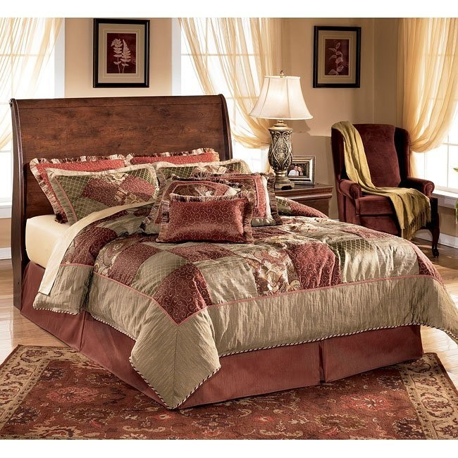 Wilmington Sleigh Bed (Headboard Only)