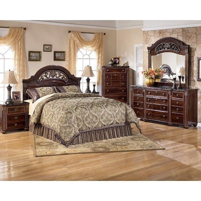 Gabriela Headboard Bedroom Set
