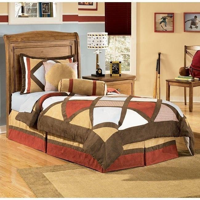Branson Panel Bed (Headboard Only)