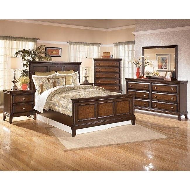 Dawson Panel Bedroom Set