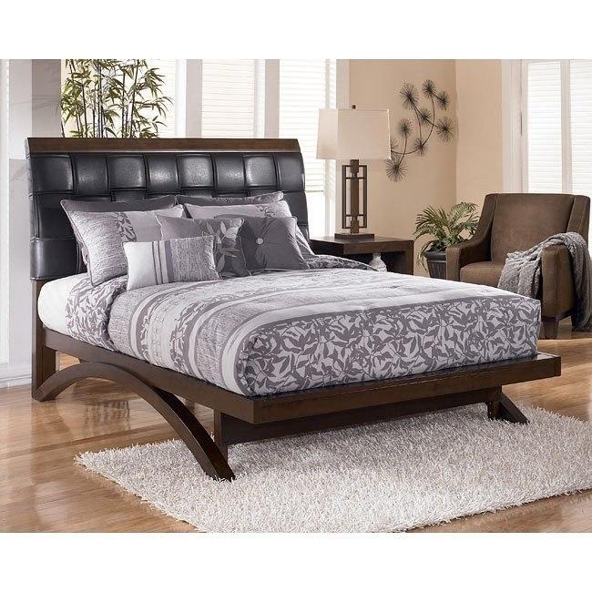 Minburn Platform Bed