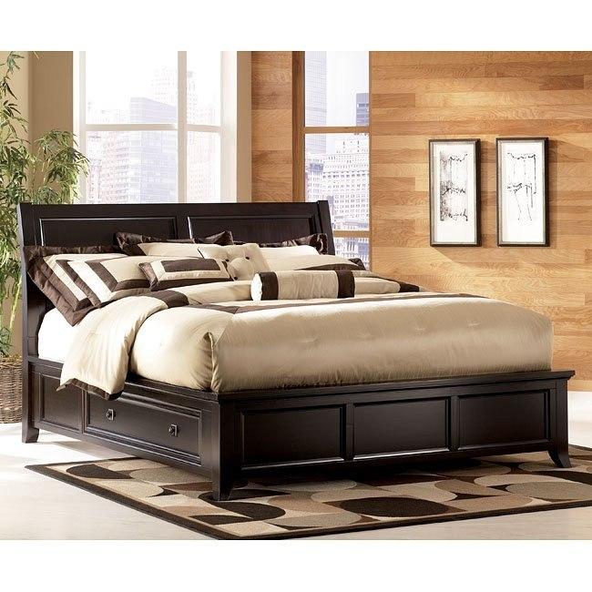 Martini Suite Storage Platform Bed
