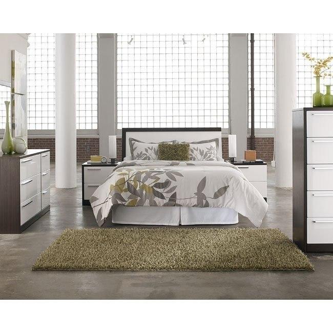 Drachten Headboard Bedroom Set