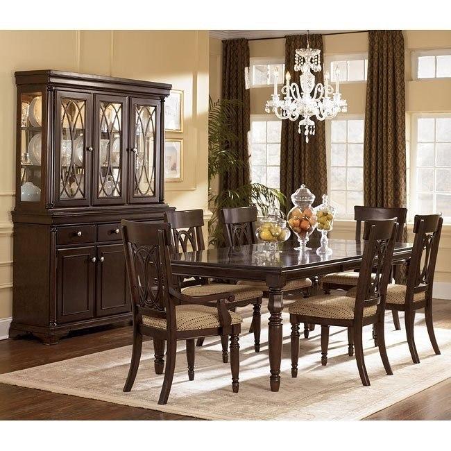Leighton Formal Dining Room Set