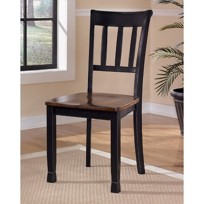 Owingsville Slat Back Side Chair (Set of 2)