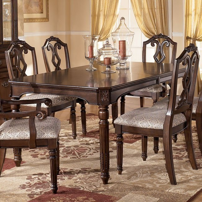 Hardinsburg Extendable Dining Table