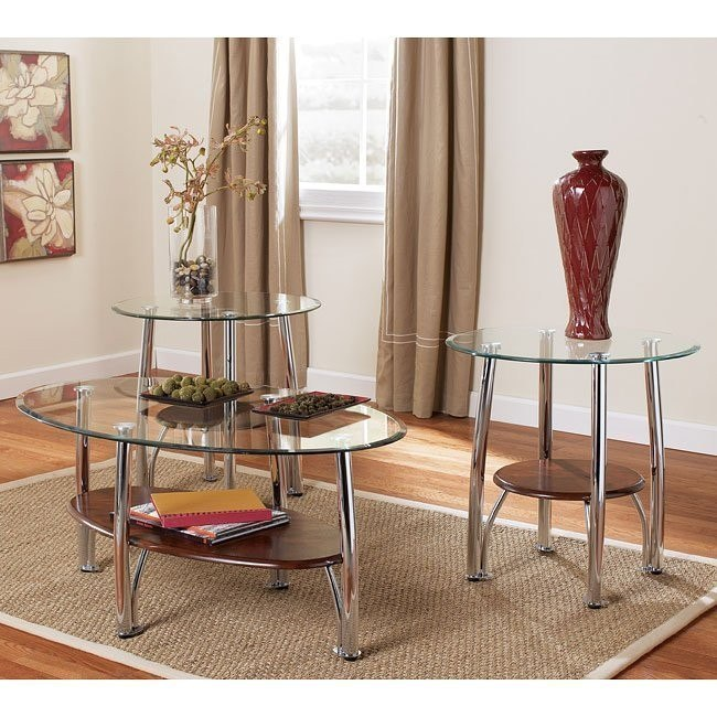 Ryland 3-in-1 Occasional Table Set