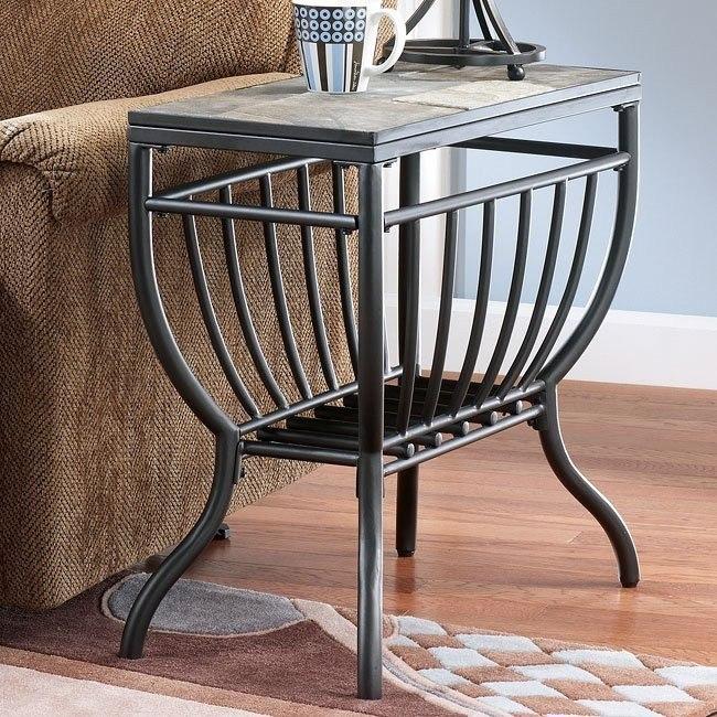 Antigo Chairside End Table