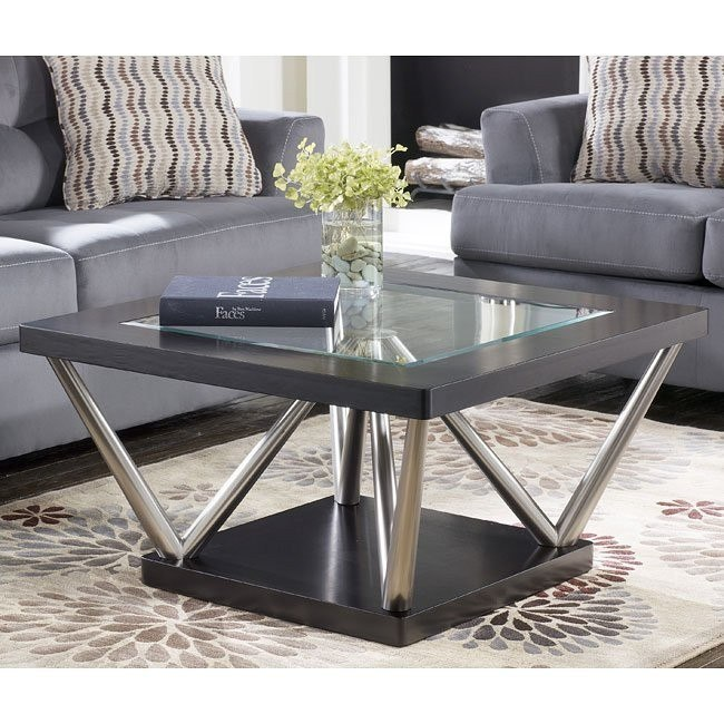 Ajay Square Cocktail Table