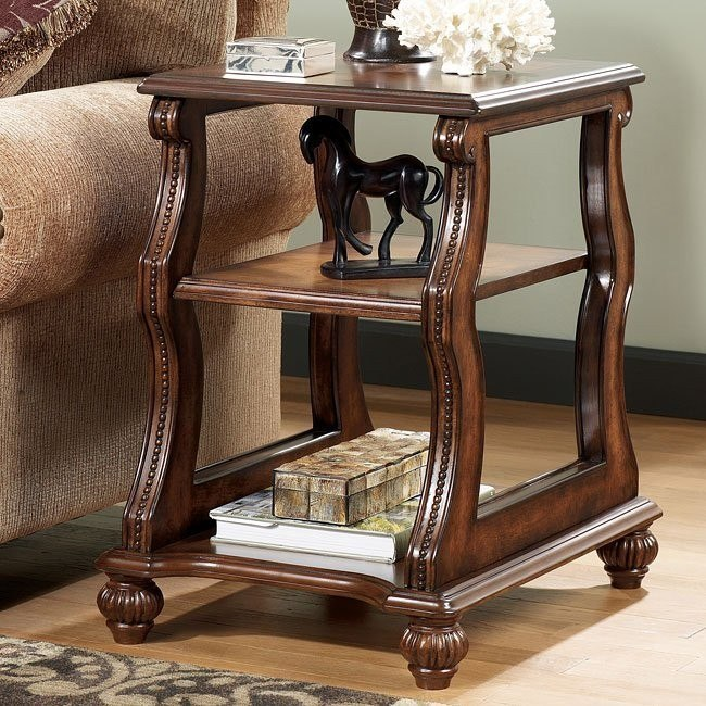 Shelton Chairside End Table
