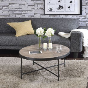Maier Charcoal Left Chaise Sectional W Sleeper Living