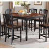 Ramona Counter Height Table by Crown Mark Furniture