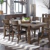 Hops Rectangular Dining Table by Samuel Lawrence Furniture
