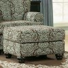 Crawford - Chocolate Accent Ottoman by Signature Design by Ashley