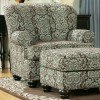 Crawford - Chocolate Accent Chair by Signature Design by Ashley