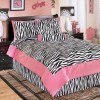 Glamour - Fuchsia Youth 6-Piece Bedding Set (Full) by Signature Design by Ashley