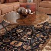 Wycliffe Round Occasional Table Set