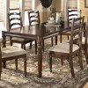 Belcourt Extension Dining Table by Signature Design by Ashley