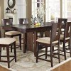 Lakewood Counter Height Table (Espresso) by World Imports